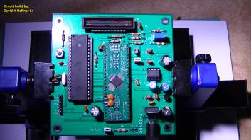 16-Bit version (CCD detector TCD1304DG)