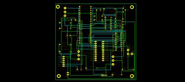 8 BIT CCD Driver Circuit Board May25
