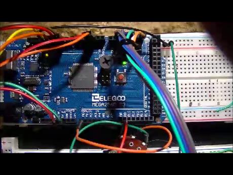 Mega 2560 Arduino