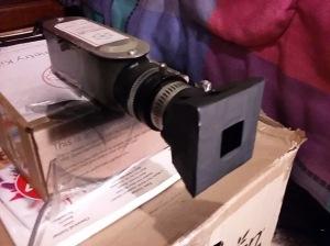 The 1st DAV5 Spectrometer 1/14/2016