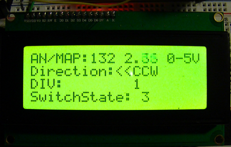 LCD display pic 1A SM1