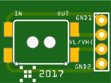 Pump circuit PCB pic 4