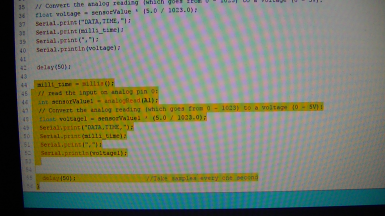 code chart4