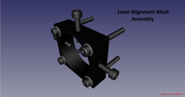 Laser Alignment Plate guide JAN26