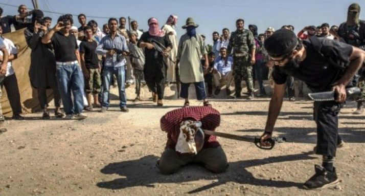 syrian-civil-war-isis-execution